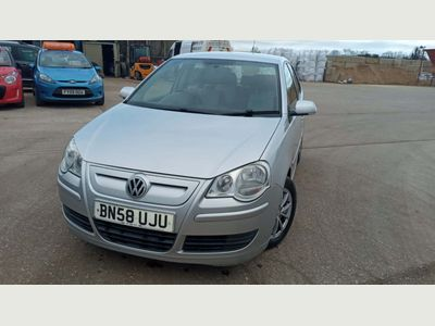 Volkswagen Polo Hatchback 1.4 TDI BlueMotion Tech 2 5dr