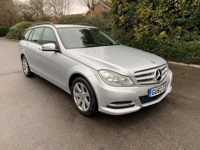 Mercedes-Benz C Class Estate 2.1 C220 CDI SE (Executive) 5dr