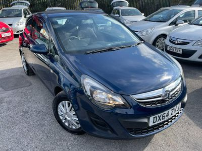 Vauxhall Corsa Hatchback 1.2 16V S 3dr