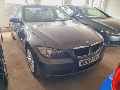 BMW 3 Series Saloon 2.0 320d Edition SE 4dr