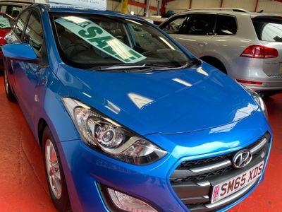 Hyundai i30 Hatchback 1.6 CRDi Blue Drive SE 5dr
