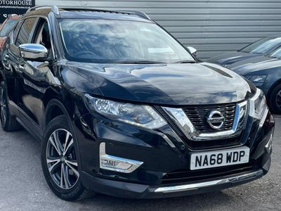 Nissan X-Trail SUV 1.6 dCi N-Connecta 4WD (s/s) 5dr