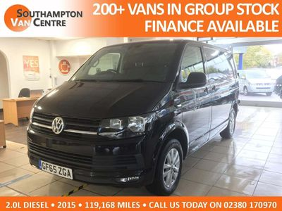 Volkswagen Transporter Panel Van 2.0 TDI T30 BlueMotion Tech Highline FWD SWB EU5 (s/s) 5dr