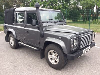 Land Rover Defender 110 Pickup 2.5 TD5 XS Double Cab 4dr