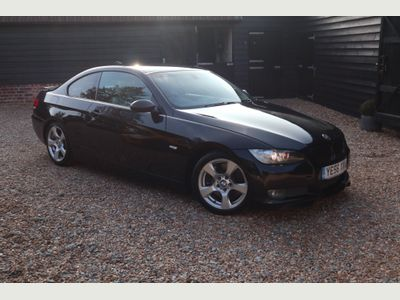 BMW 3 Series Coupe 3.0 335d SE 2dr