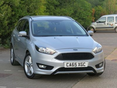 Ford Focus Estate 1.5 TDCi Zetec S (s/s) 5dr