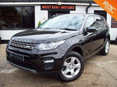 Land Rover Discovery Sport SUV 2.0 TD4 SE Tech 4WD (s/s) 5dr (5 Seat)