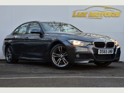 BMW 3 Series Saloon 2.0 320d BluePerformance M Sport xDrive (s/s) 4dr