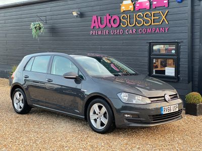 Volkswagen Golf Hatchback 1.0 TSI Match BlueMotion Edition (s/s) 5dr