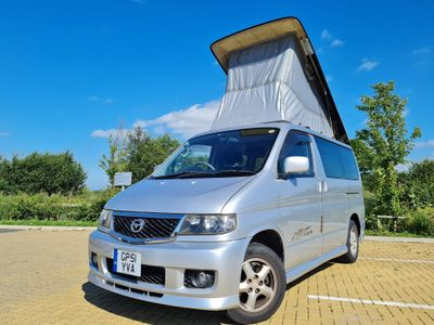 Mazda Sorry now sold Van Conversion Mazda bongo