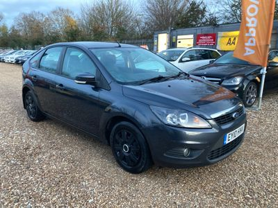 Ford Focus Hatchback 1.6 TDCi ECOnetic 5dr