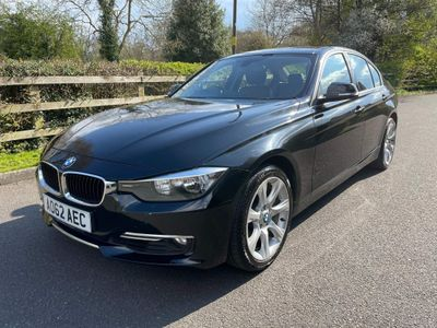 BMW 3 Series Saloon 2.0 320i Luxury 4dr