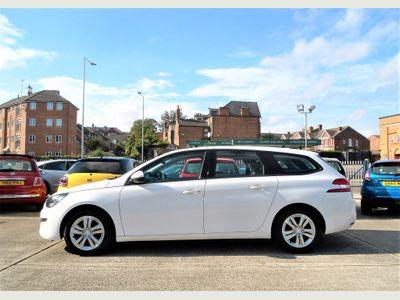 Peugeot 308 SW Estate 1.2 PureTech Active (s/s) 5dr