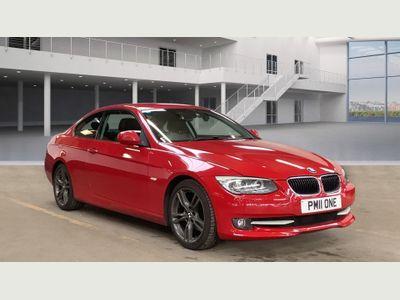 BMW 3 Series Coupe 2.0 320d SE 2dr