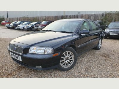 Volvo S80 Saloon 2.4 4dr