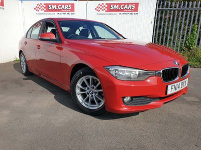BMW 3 Series Saloon 1.6 320i EfficientDynamics Business Edition (s/s) 4dr