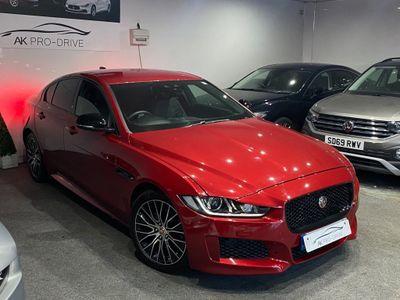Jaguar XE Saloon 2.0d Landmark Auto (s/s) 4dr