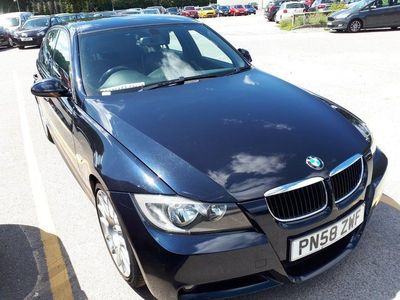 BMW 3 Series Saloon 2.0 320i M Sport Edition 4dr