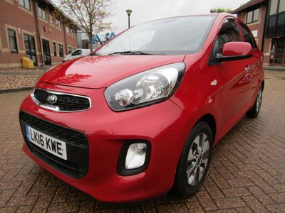 KIA PICANTO Hatchback 1.0 SE ECO DYNAMICS 5 DR MANUAL
