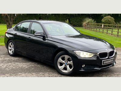BMW 3 Series Saloon 2.0 320d ED EfficientDynamics (s/s) 4dr