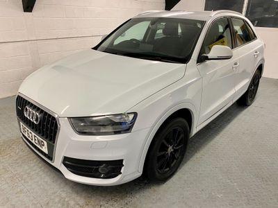 Audi Q3 SUV 2.0 TDI SE S Tronic quattro 5dr