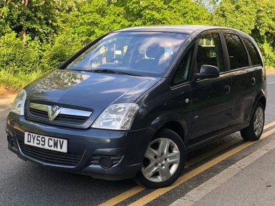 Vauxhall Meriva MPV 1.4 i 16v Active 5dr