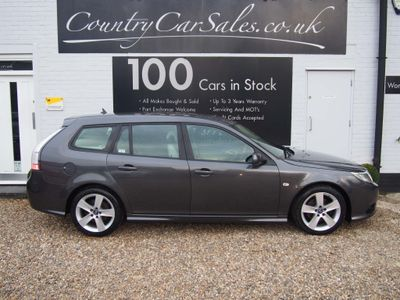 Saab 9-3 Estate 1.9 TiD Turbo Edition SportWagon 5dr