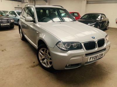 BMW X3 SUV 2.0d M Sport Auto 4WD 5dr