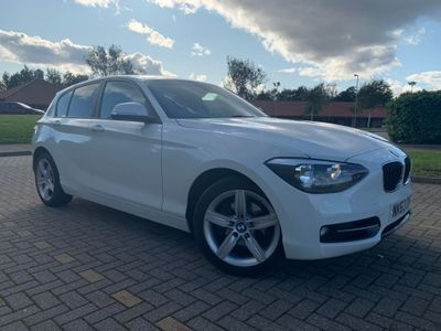 BMW 1 SERIES Hatchback 2.0 120d Sport Sports Hatch xDrive (s/s) 5dr
