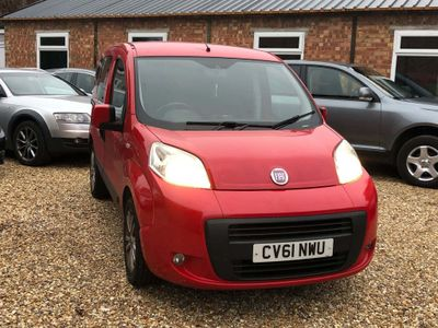 Fiat Qubo MPV 1.4 MyLife 5dr