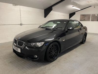 BMW 3 Series Convertible 3.0 335i M Sport 2dr