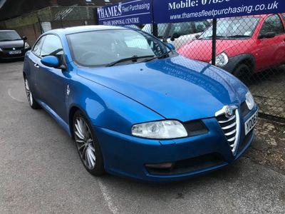 Alfa Romeo GT Coupe 3.2 V6 24v Lusso 2dr