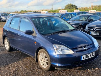 Honda Civic Hatchback 1.6 i-VTEC SE Executive 5dr