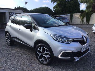 Renault Captur SUV 1.5 dCi ENERGY Signature X Nav (s/s) 5dr