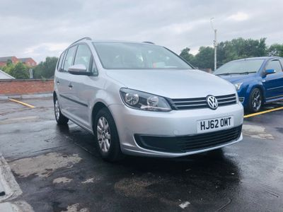 Volkswagen Touran MPV 1.6 TDI S 5dr (7 Seats)