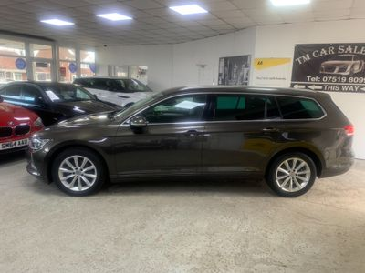 Volkswagen Passat Estate 2.0 TDI BlueMotion Tech SE Business DSG (s/s) 5dr