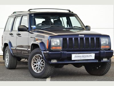 Jeep Cherokee SUV 4.0 Limited 4x4 5dr