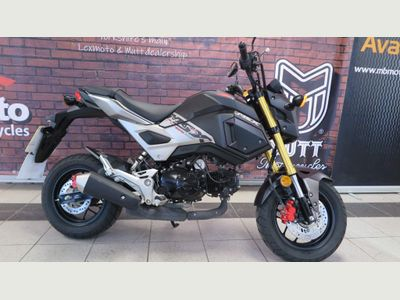 Honda MSX Naked 125 ABS