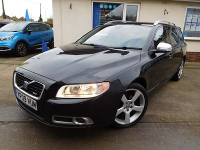 Volvo V70 Estate 2.0 D R-Design (Premium Pack) 5dr