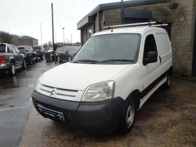 Citroen Berlingo Panel Van 1.6 HDi Panel Van 3dr
