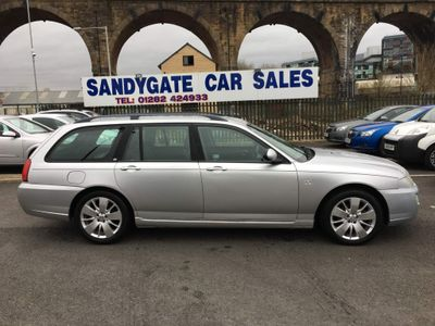 Rover 75 Tourer Estate 2.0 CDTi Contemporary SE 5dr