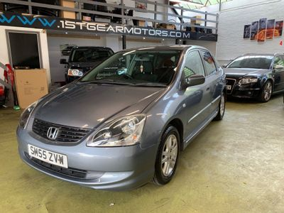 Honda Civic Hatchback 1.7 CTDi SE 5dr