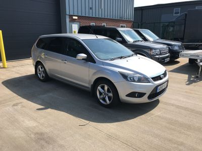 Ford Focus Estate 1.6 TDCi ECOnetic DPF 5dr
