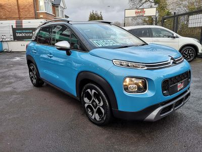 Citroen C3 Aircross SUV 1.6 BlueHDi Flair 5dr