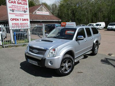 Isuzu Rodeo Pickup Rodeo denver max le Auto double cab