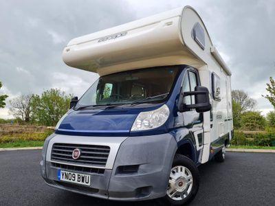 Swift Escape 624 Coach Built Fiat ducato