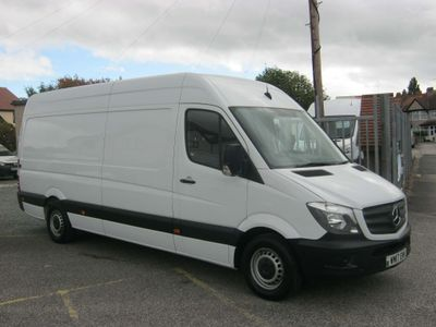 Mercedes-Benz Sprinter Panel Van 314 2.1 CDi 140PS LWB HIGHROOF, EURO 6