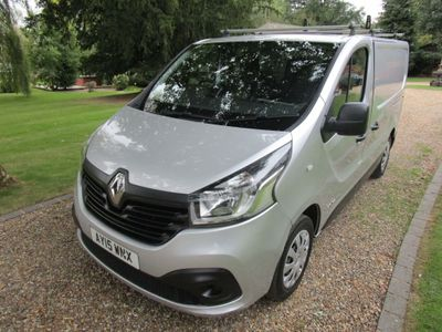 Renault Trafic Panel Van 1.6 dCi ENERGY 27 Business+ SWB Standard Roof EU5 (s/s) 5dr