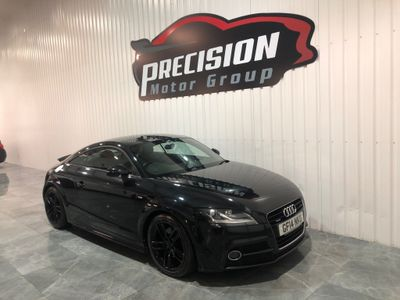 Audi TT Coupe 2.0 TFSI S line S Tronic quattro 2dr