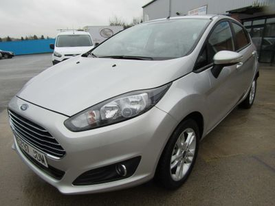 Ford Fiesta Unlisted 1.0 Eco BOOST 5DR AUTO PETROL